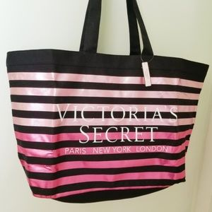 NWT V.S. Shimmer Ombre Limited Ed Travel Tote